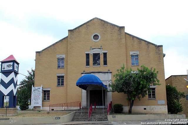 1219 W Ashby Pl, San Antonio, TX 78201 (MLS #1468781) :: Reyes Signature Properties