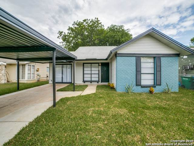 822 Pleasure Park St, San Antonio, TX 78227 (MLS #1468793) :: ForSaleSanAntonioHomes.com