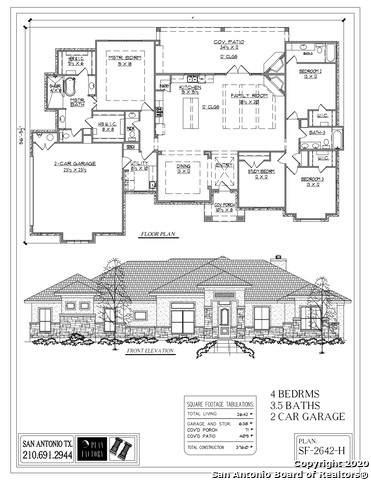 376 Abrego Lake Dr, Floresville, TX 78114 (MLS #1468798) :: Reyes Signature Properties