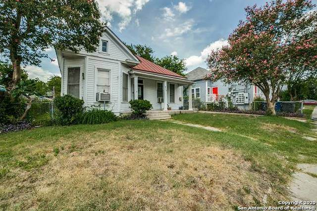315 E Carson St, San Antonio, TX 78208 (MLS #1468832) :: Reyes Signature Properties
