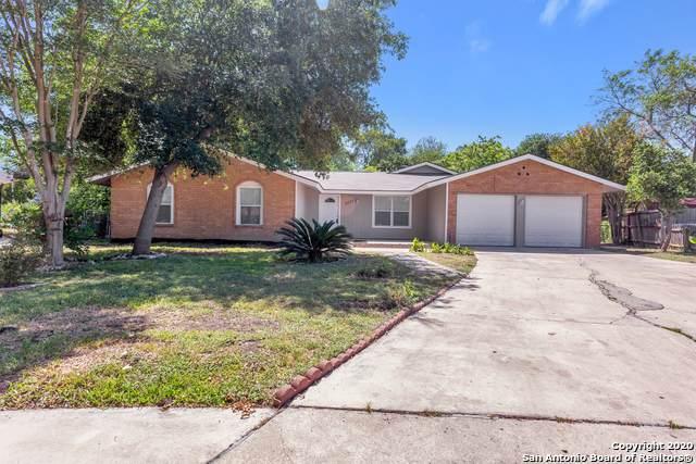 5503 Castle Knight, San Antonio, TX 78218 (MLS #1468834) :: Reyes Signature Properties