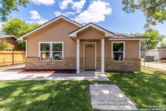 1414 Saenz St, San Antonio, TX 78214 (MLS #1468837) :: Carolina Garcia Real Estate Group