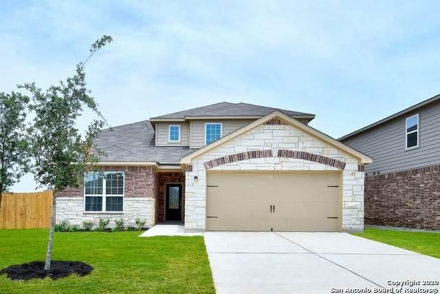 7807 Bluewater Cove, San Antonio, TX 78254 (MLS #1468839) :: Reyes Signature Properties