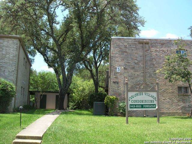 9419 Powhatan Dr #605, San Antonio, TX 78230 (MLS #1468855) :: Alexis Weigand Real Estate Group