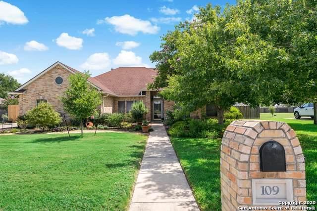 109 Ranch Estates Blvd, New Braunfels, TX 78130 (MLS #1468864) :: Legend Realty Group