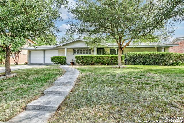 2903 Gainesborough Dr, San Antonio, TX 78230 (MLS #1468926) :: The Losoya Group