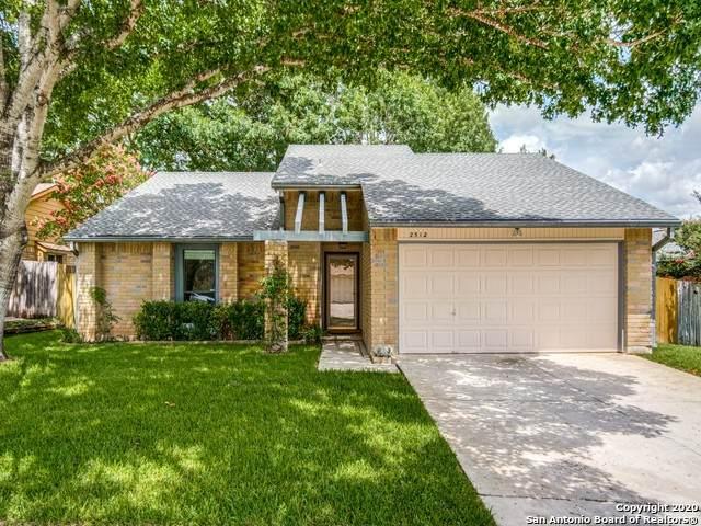 2512 Kline Circle, Schertz, TX 78154 (MLS #1468967) :: Vivid Realty