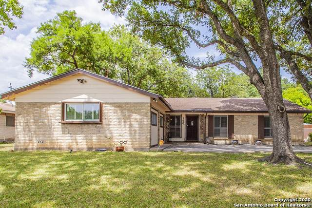 140 Bluet Ln, Castle Hills, TX 78213 (MLS #1469017) :: The Castillo Group