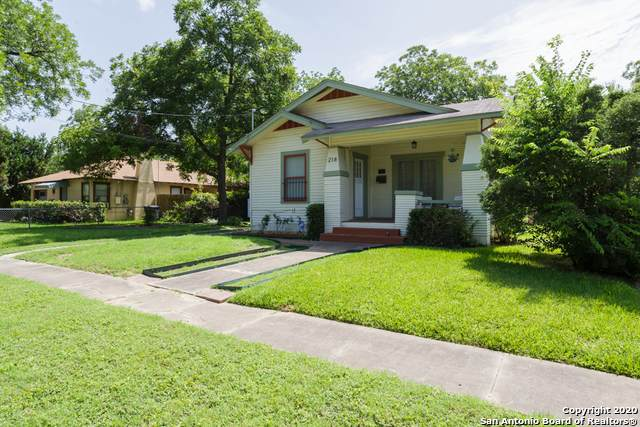 218 Candler St, San Antonio, TX 78210 (MLS #1469066) :: Alexis Weigand Real Estate Group