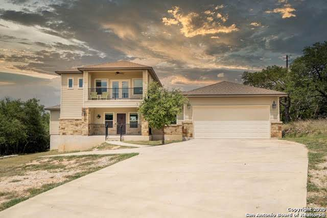 937 Cougar Dr, Canyon Lake, TX 78133 (MLS #1469095) :: NewHomePrograms.com LLC