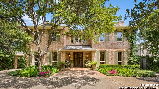 535 Elizabeth Rd, Terrell Hills, TX 78209 (MLS #1469111) :: The Mullen Group | RE/MAX Access