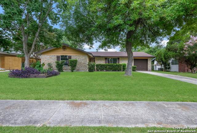 5110 Galahad Dr, San Antonio, TX 78218 (MLS #1469125) :: The Heyl Group at Keller Williams