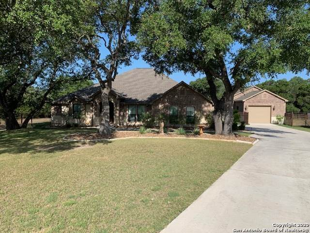 110 Twin Terrace Way, Spring Branch, TX 78070 (MLS #1469133) :: NewHomePrograms.com LLC