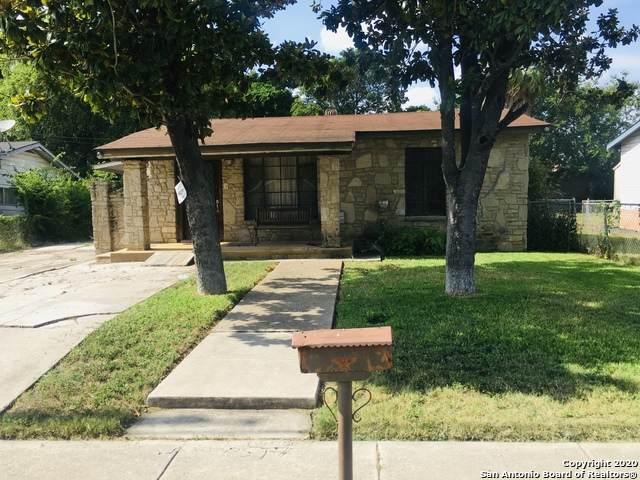815 Vermont St, San Antonio, TX 78211 (MLS #1469249) :: The Castillo Group