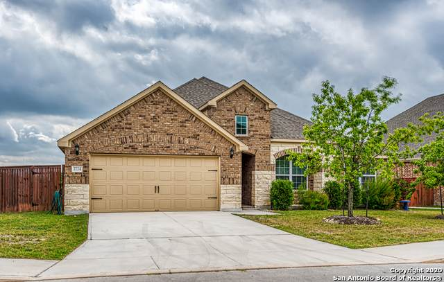 2724 Running Fawn, San Antonio, TX 78261 (MLS #1469260) :: Carter Fine Homes - Keller Williams Heritage