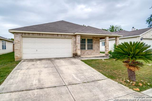 4027 Angel Trumpet, San Antonio, TX 78259 (MLS #1469273) :: The Mullen Group | RE/MAX Access