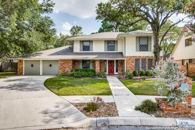 1438 Plumeria St, San Antonio, TX 78232 (MLS #1469287) :: The Mullen Group | RE/MAX Access
