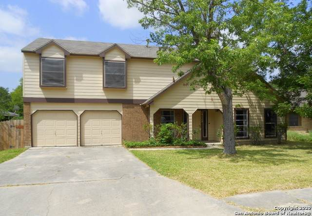 10115 Outlaw Bend, Converse, TX 78109 (MLS #1469290) :: Carter Fine Homes - Keller Williams Heritage