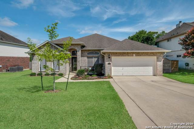 252 Brush Trail Bend, Cibolo, TX 78108 (MLS #1469291) :: BHGRE HomeCity San Antonio