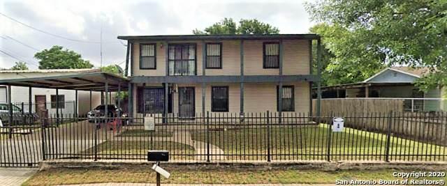 2206 Buffalo St, San Antonio, TX 78221 (MLS #1469307) :: The Mullen Group | RE/MAX Access