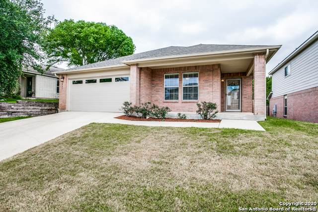 1823 Poppy Mallow, San Antonio, TX 78260 (MLS #1469317) :: Santos and Sandberg