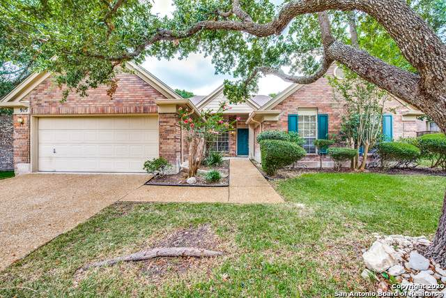 919 Hedgestone Dr, San Antonio, TX 78258 (MLS #1469351) :: Alexis Weigand Real Estate Group