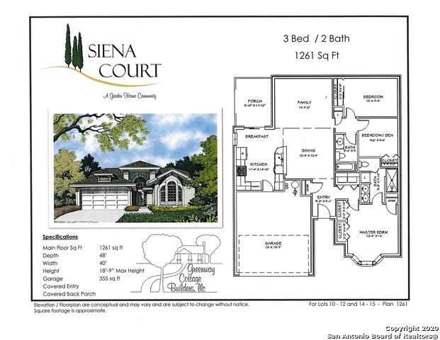 235 Frey Unit 12, Boerne, TX 78006 (MLS #1469384) :: Berkshire Hathaway HomeServices Don Johnson, REALTORS®