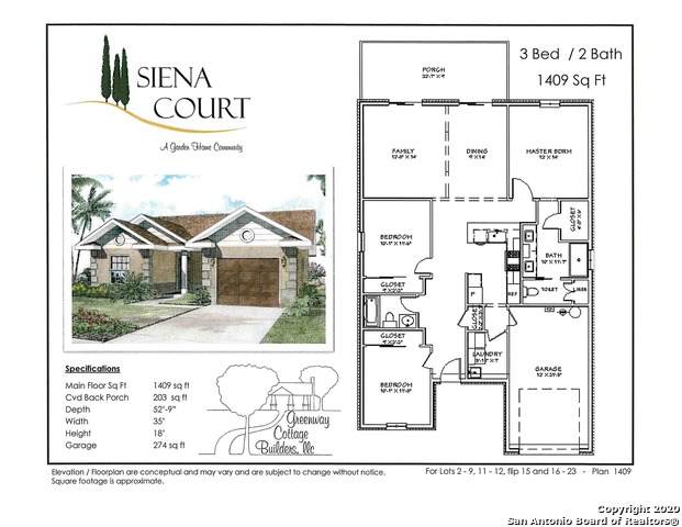 235 Frey Unit 7, Boerne, TX 78006 (MLS #1469395) :: Berkshire Hathaway HomeServices Don Johnson, REALTORS®
