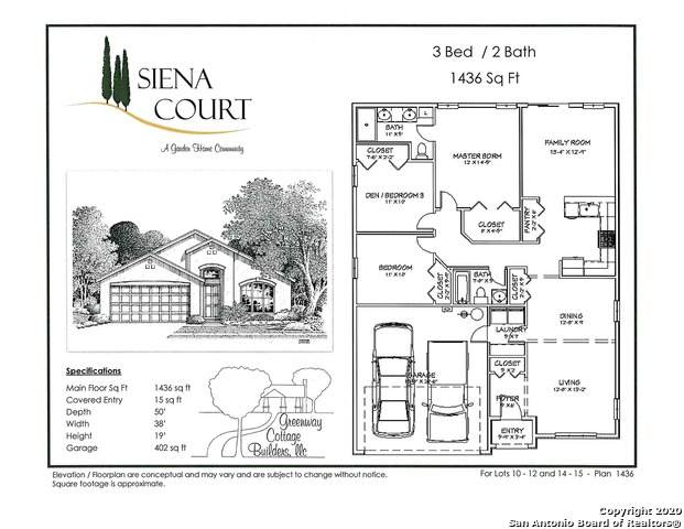 235 Frey Unit 10, Boerne, TX 78006 (MLS #1469396) :: Carter Fine Homes - Keller Williams Heritage