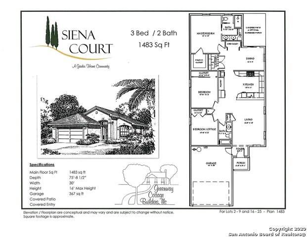235 Frey Unit 25, Boerne, TX 78006 (MLS #1469398) :: Concierge Realty of SA