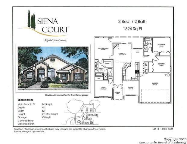 235 Frey Unit 13, Boerne, TX 78006 (MLS #1469403) :: Berkshire Hathaway HomeServices Don Johnson, REALTORS®