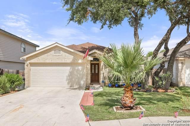 1422 Coral Bay, San Antonio, TX 78251 (MLS #1469422) :: EXP Realty