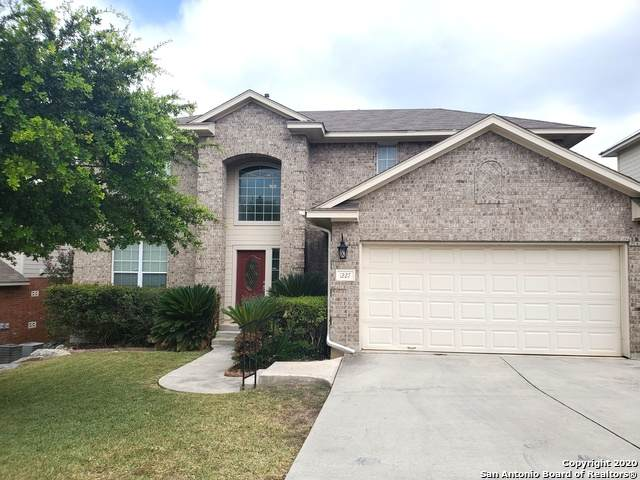 1227 Knights Cross Dr, San Antonio, TX 78258 (MLS #1469449) :: The Mullen Group | RE/MAX Access