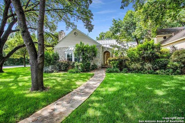 225 College Blvd, Alamo Heights, TX 78209 (MLS #1469492) :: The Heyl Group at Keller Williams