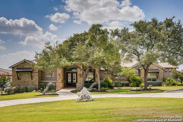 550 Cantera Ridge, New Braunfels, TX 78132 (MLS #1469518) :: NewHomePrograms.com LLC