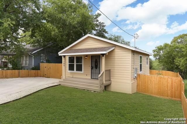 162 Elgin Ave, San Antonio, TX 78210 (MLS #1469523) :: EXP Realty