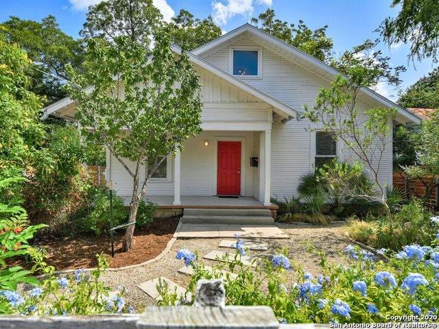 210 Clay St, San Antonio, TX 78204 (MLS #1469542) :: Exquisite Properties, LLC