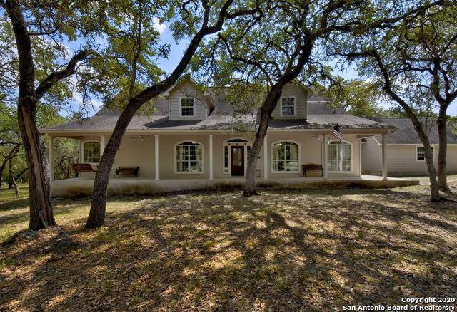 550 Acacia Pkwy, Spring Branch, TX 78070 (MLS #1469547) :: Santos and Sandberg