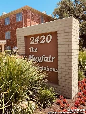 2420 Mccullough Ave #320, San Antonio, TX 78212 (MLS #1469571) :: Exquisite Properties, LLC