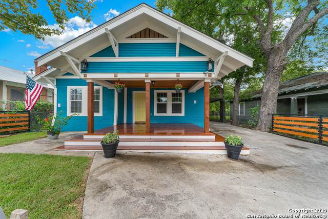 402 Cincinnati Ave, San Antonio, TX 78201 (MLS #1469574) :: Reyes Signature Properties