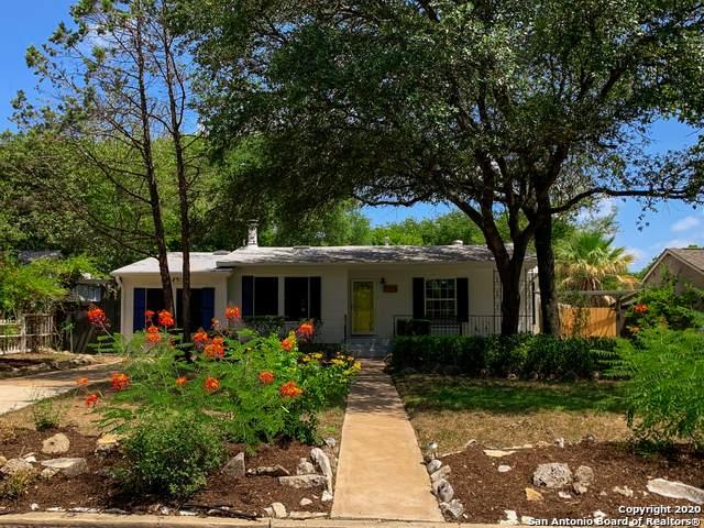 223 Brees Blvd, San Antonio, TX 78209 (MLS #1469576) :: EXP Realty