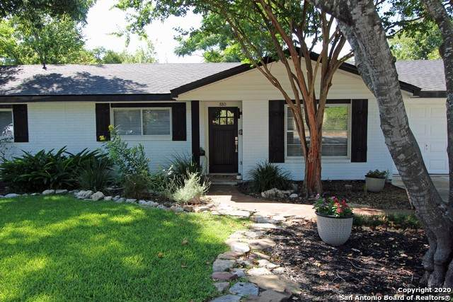 880 Stonewall St, New Braunfels, TX 78130 (MLS #1469590) :: EXP Realty
