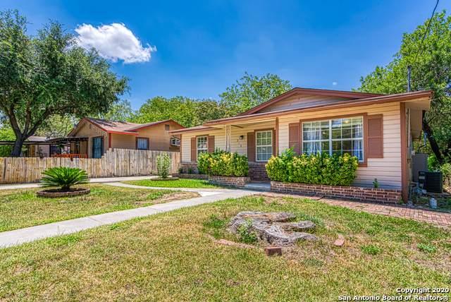 214 Bradley St, San Antonio, TX 78211 (MLS #1469593) :: The Mullen Group | RE/MAX Access