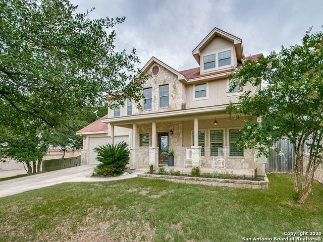 219 Deer Cross Ln, San Antonio, TX 78260 (MLS #1469607) :: The Glover Homes & Land Group