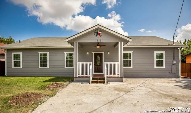 1345 Rivas St, San Antonio, TX 78207 (MLS #1469613) :: The Mullen Group | RE/MAX Access