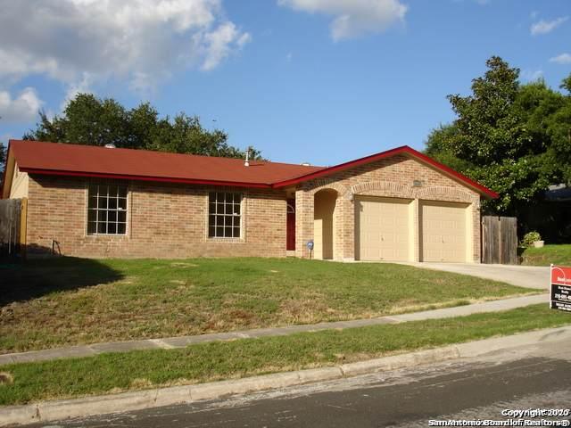 14134 Cradlewood St, San Antonio, TX 78233 (MLS #1469617) :: Santos and Sandberg