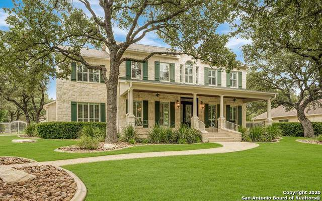 8305 High Cliff Dr, Fair Oaks Ranch, TX 78015 (MLS #1469640) :: The Castillo Group