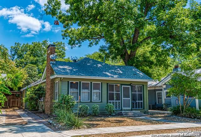125 Magnolia Dr, San Antonio, TX 78212 (MLS #1469661) :: The Gradiz Group