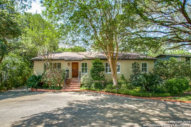 111 Morningside Dr, San Antonio, TX 78209 (MLS #1469670) :: The Mullen Group | RE/MAX Access