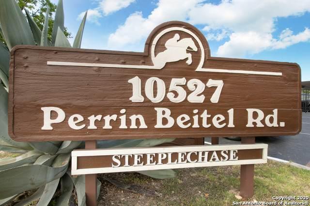 10527 Perrin Beitel Rd #108, San Antonio, TX 78217 (MLS #1469691) :: Carter Fine Homes - Keller Williams Heritage